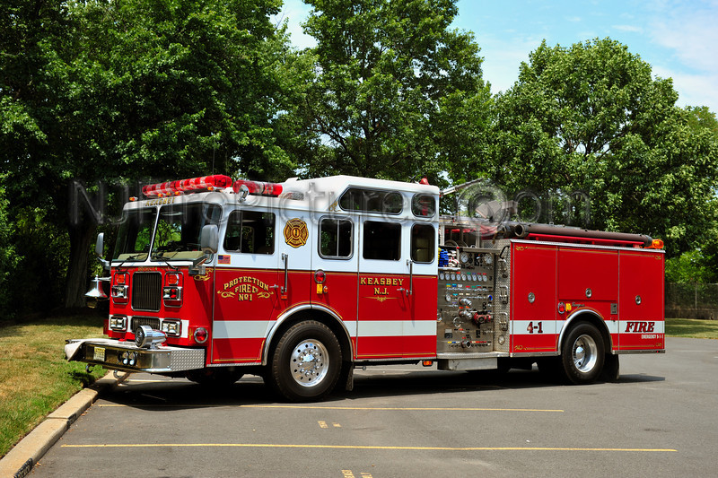 WOODBRIDGE TWP (KEASBEY) ENGINE 4-1