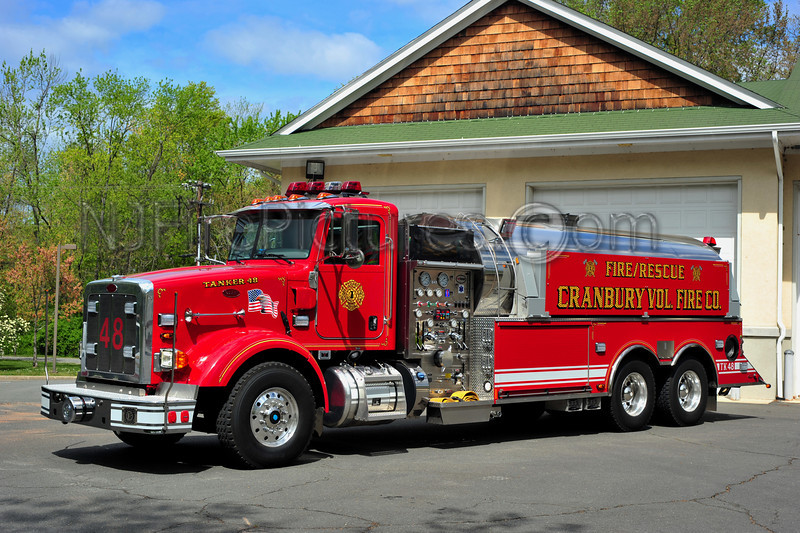 CRANBURY, NJ TANKER 48