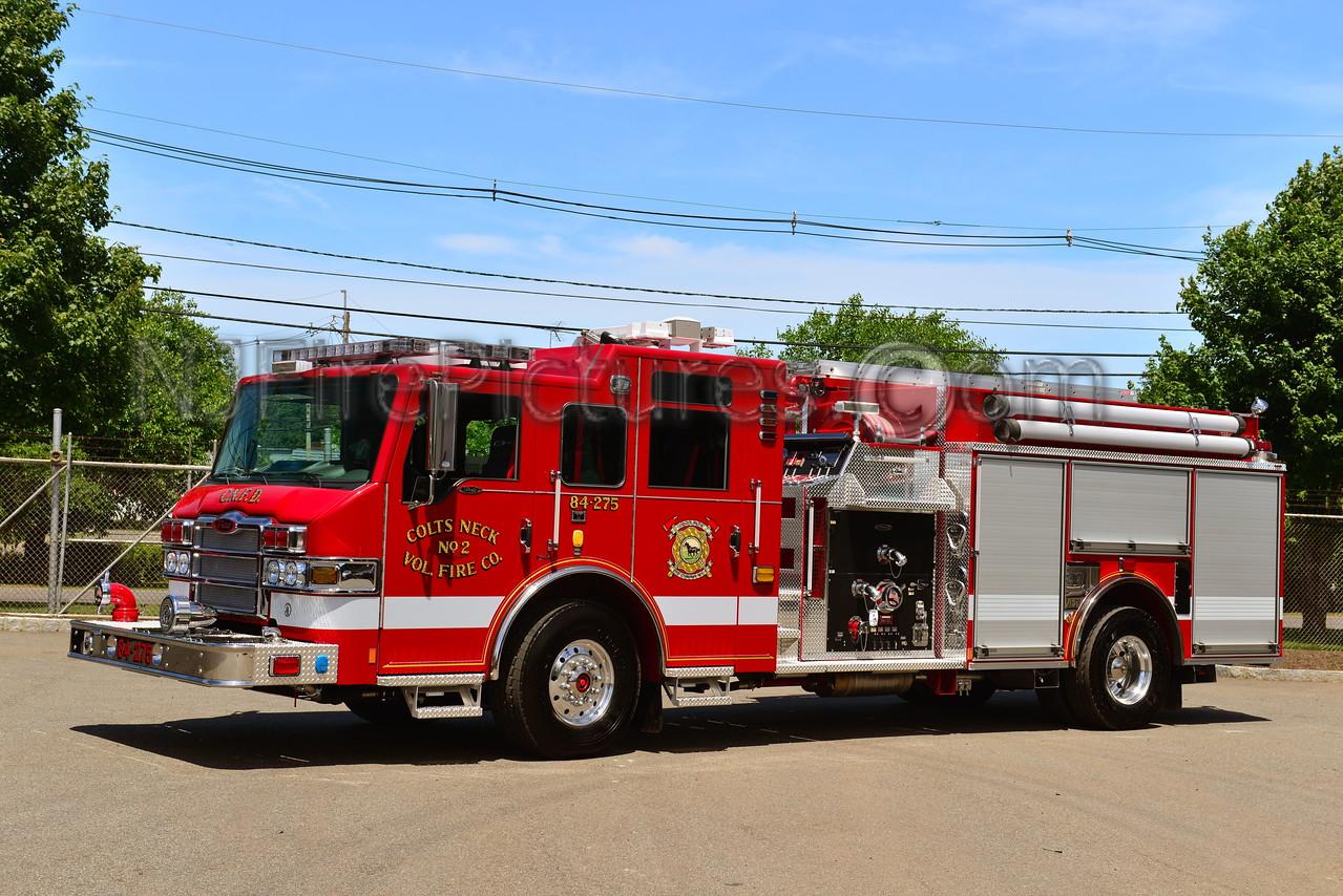 COLTS NECK, NJ ENGINE 84-275