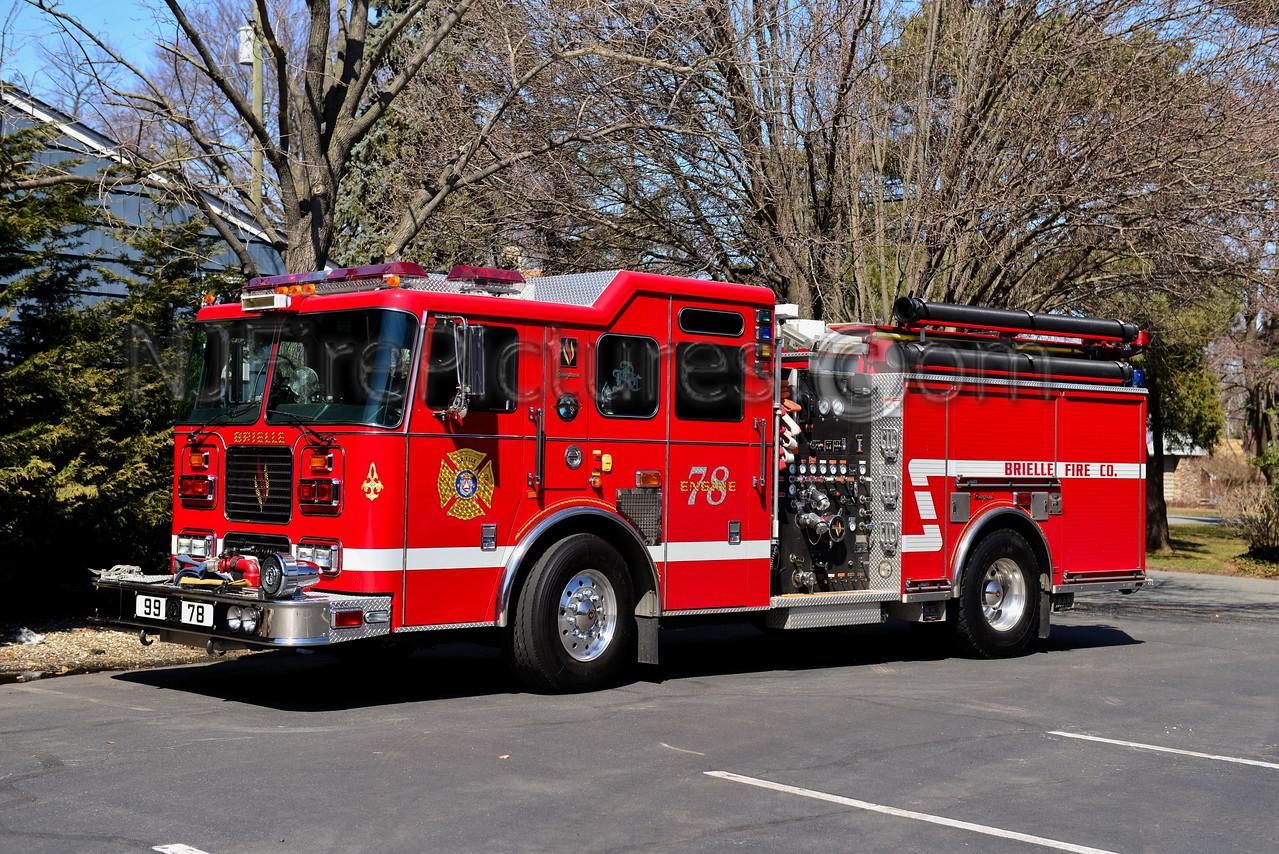 BRIELLE, NJ ENGINE 99-78