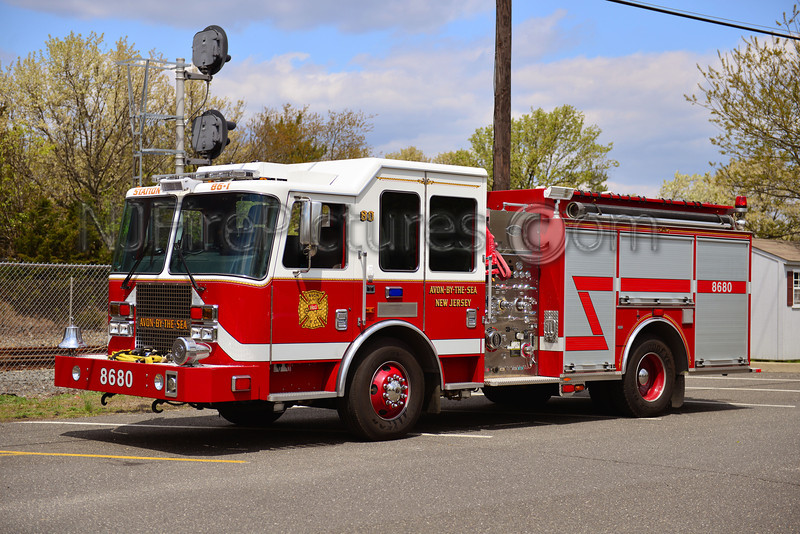 AVON BY THE SEA, NJ ENGINE 86-80