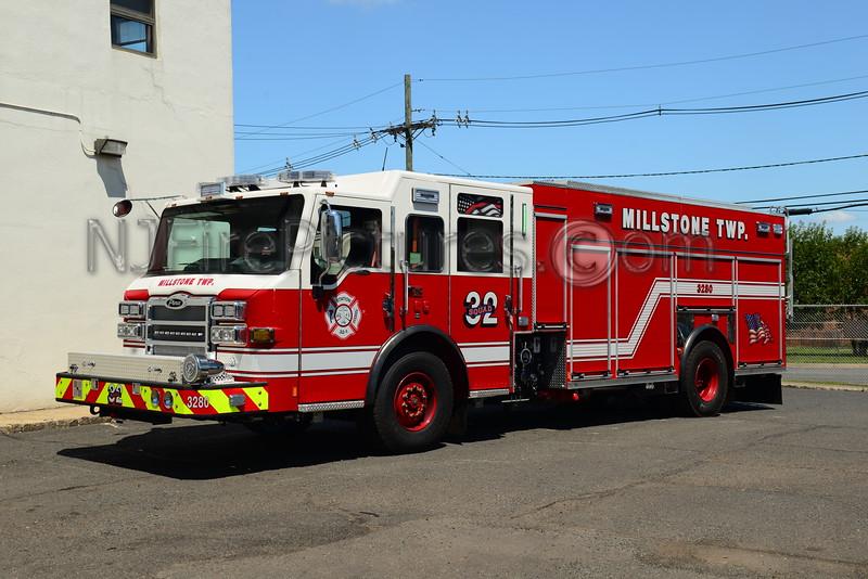 MILLSTONE TOWNSHIP, NJ SQUAD 32-80