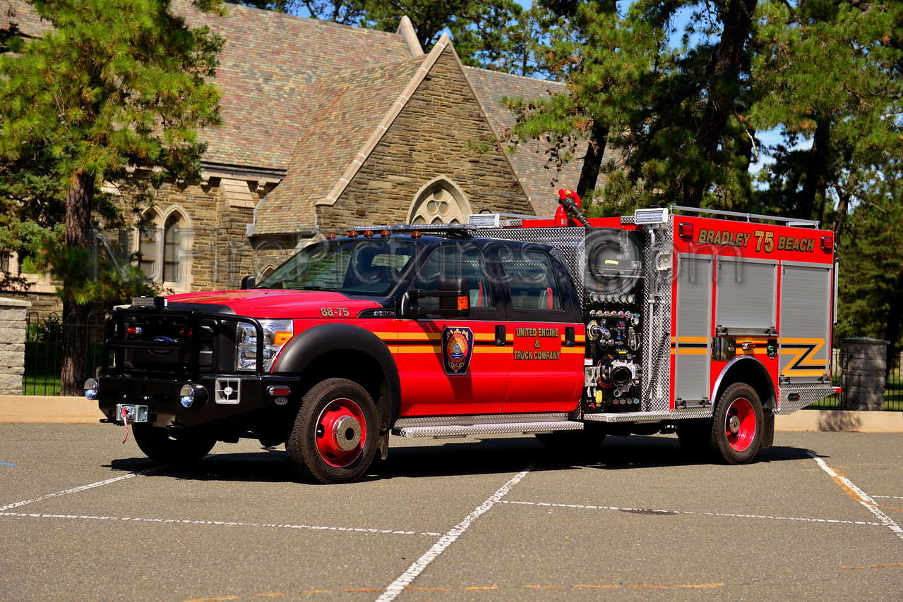 BRADLEY BEACH, NJ ENGINE 88-75