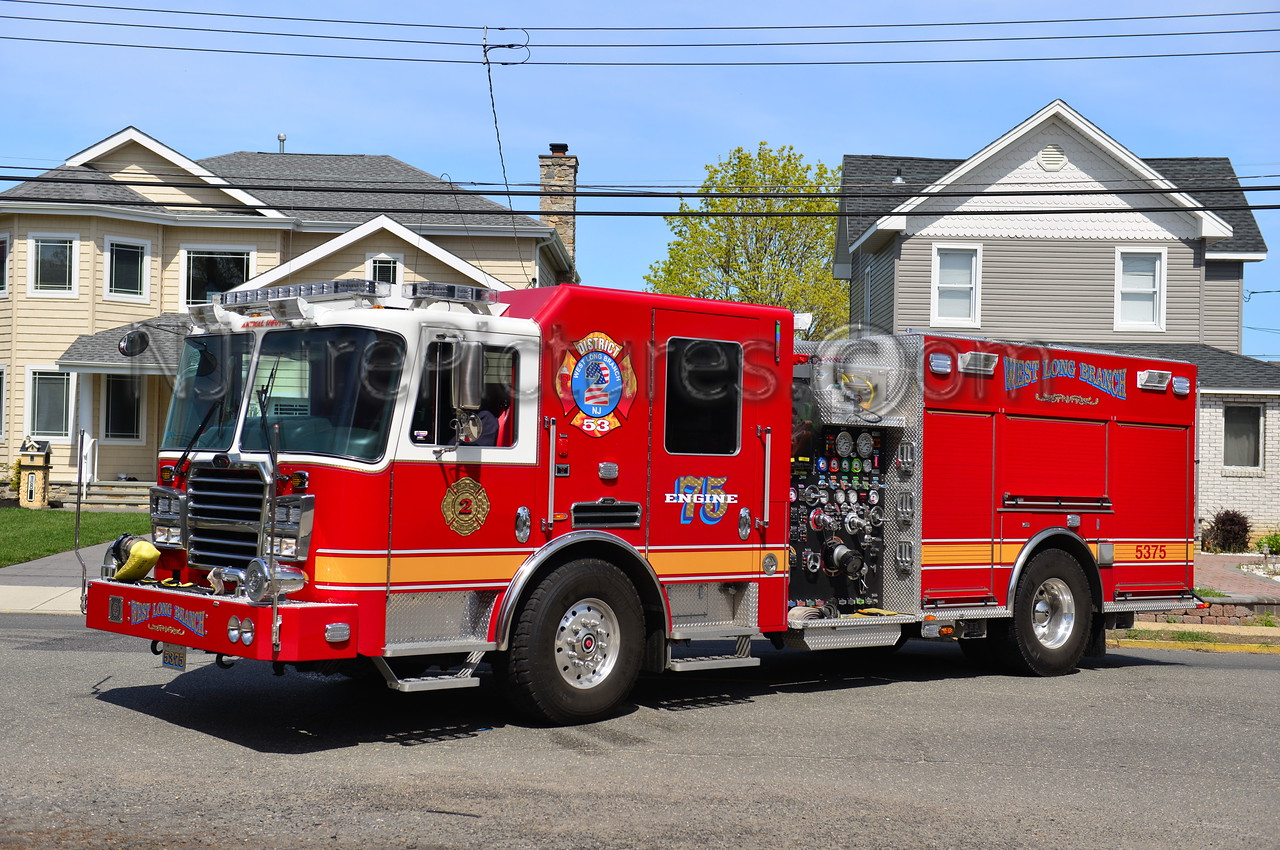 WEST LONG BRANCH, NJ ENGINE 53-75
