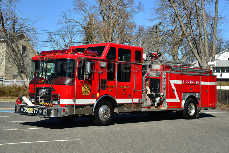NEPTUNE CITY ENGINE 35-77 - 1995 HME/SOUTHERN COACH 1500/750/20