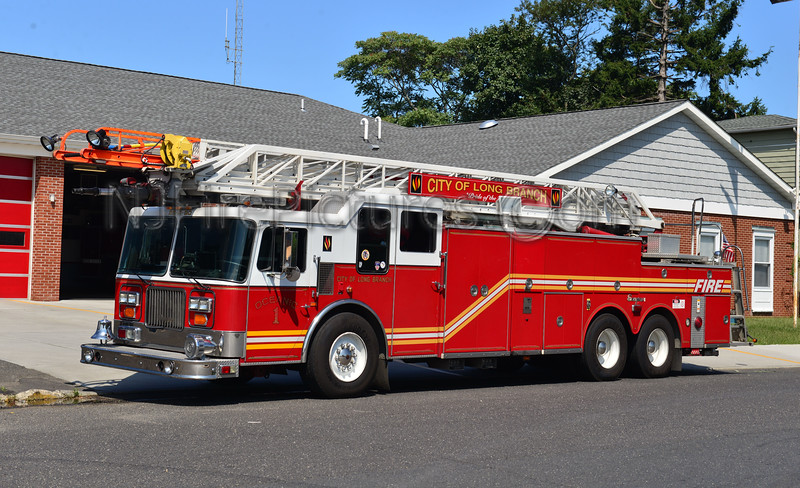 CITY OF LONG BRANCH, NJ LADDER 25-6-90