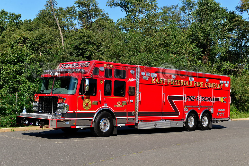 EAST FREEHOLD, NJ RESCUE 16-2-85