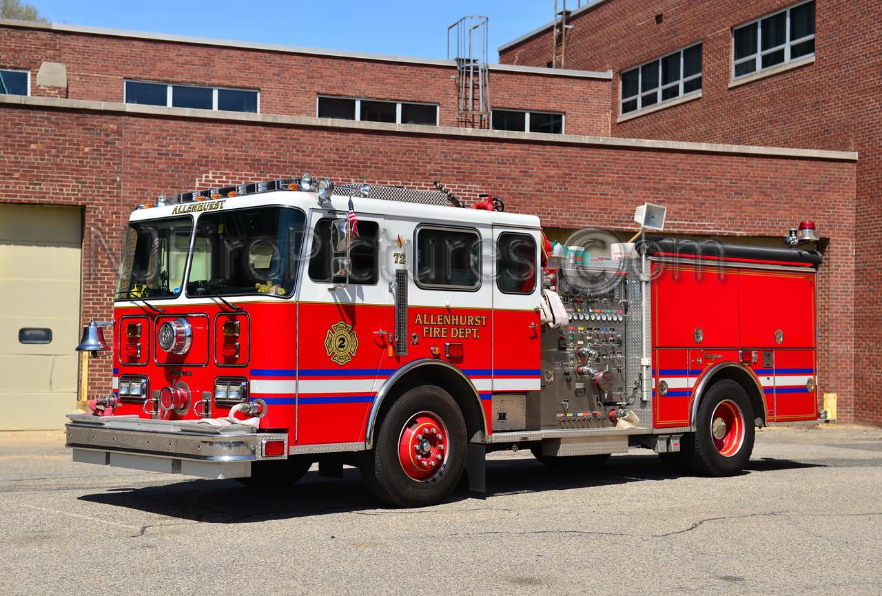 ALLENHURST, NJ ENGINE 81-72