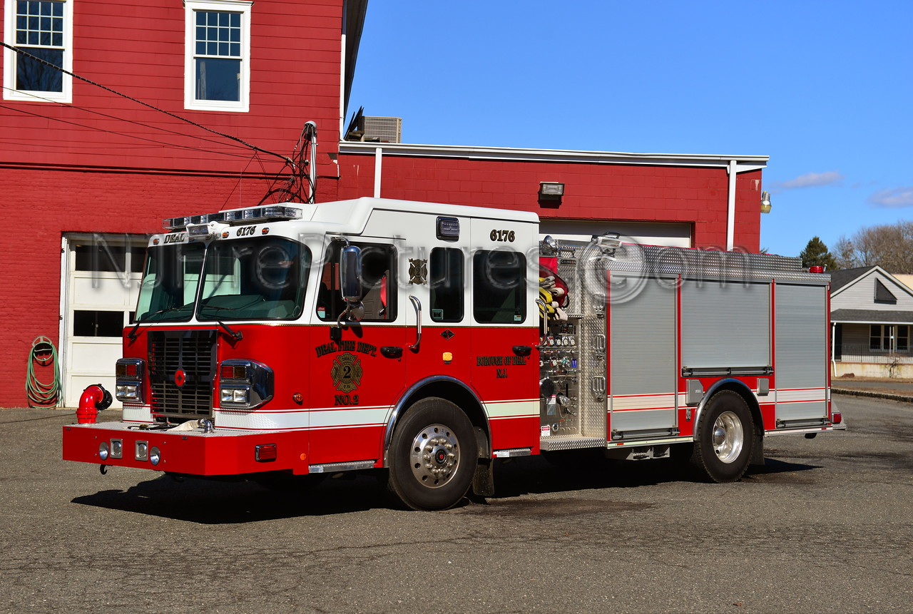 DEAL, NJ ENGINE 61-76