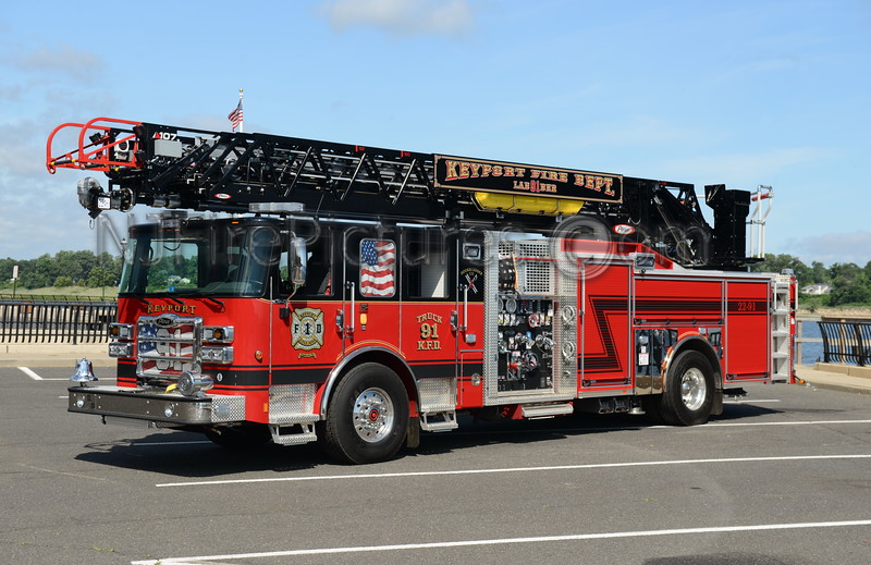 KEYPORT, NJ LADDER 22-91