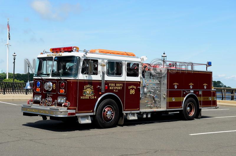 KEYPORT, NJ ENGINE 22-1-76