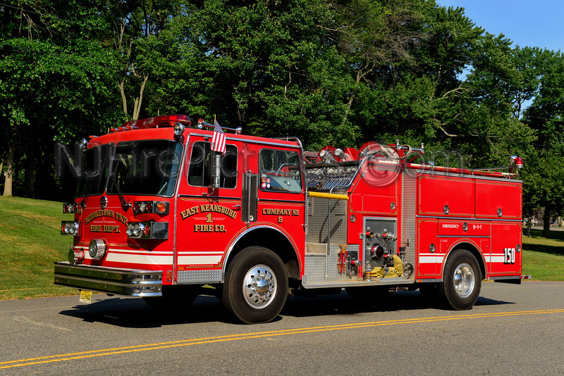EAST KEANSBURG, NJ ENGINE 150