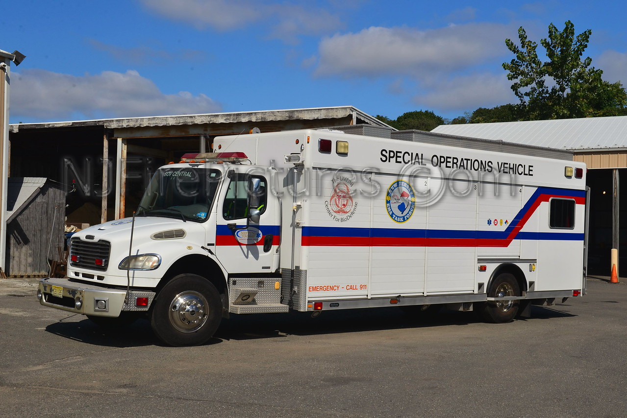 NEPTUNE, NJ SPECIAL OPERATIONS VEHICLE (EMS TASK FORCE)