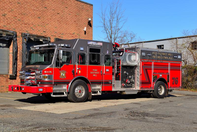 FREEHOLD TWP, NJ ENGINE 16-1-76