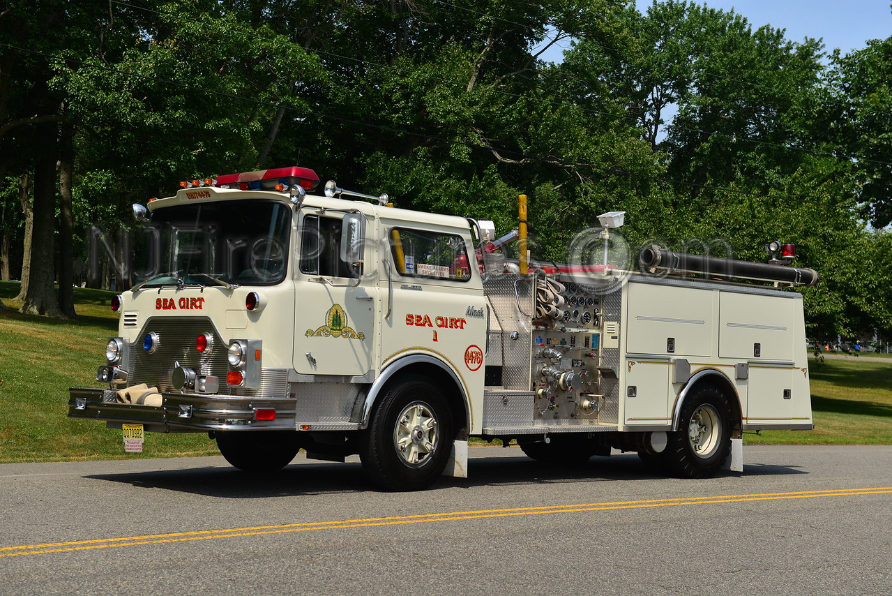 SEA GIRT, NJ ENGINE 4476