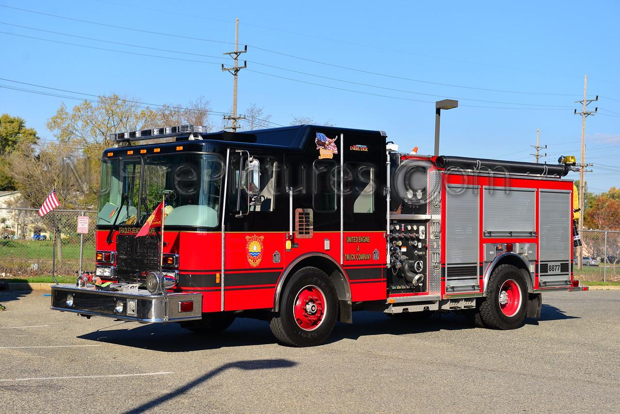 BRADLEY BEACH, NJ ENGINE 88-77
