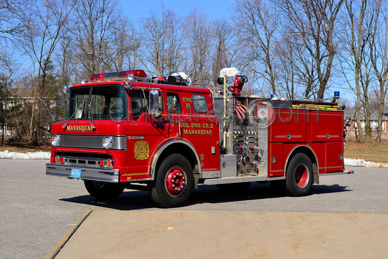 MANASQUAN, NJ ENGINE 27-2-82