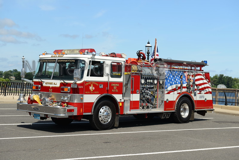 KEYPORT, NJ ENGINE 22-72