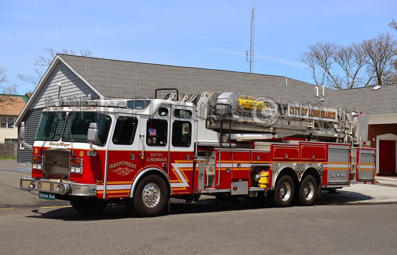 LONG BRANCH, NJ TOWER 25-4-90