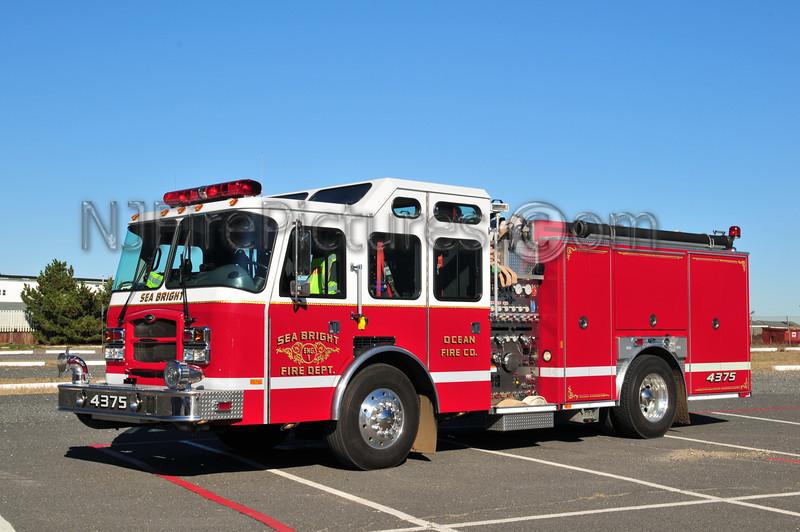 SEA BRIGHT ENGINE 43-75 - 2004 EMERGENCY ONE 1500/970/30