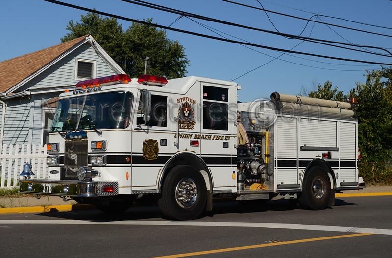 UNION BEACH, NJ ENGINE 65-3-78