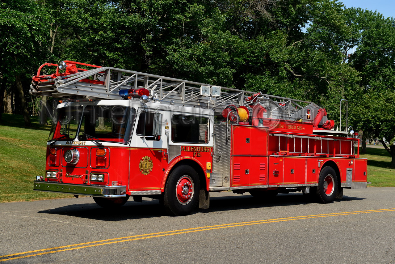 ALLENHURST, NJ LADDER 81-90