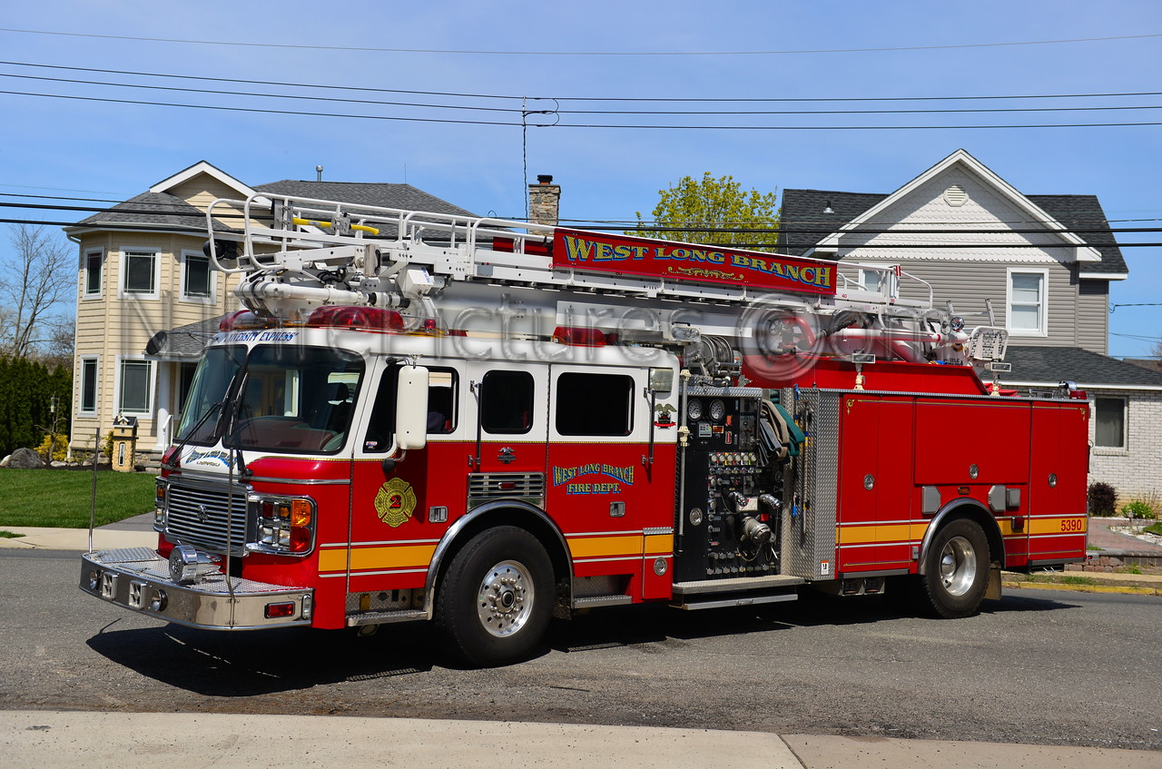 WEST LONG BRANCH, NJ TRUCK 53-90