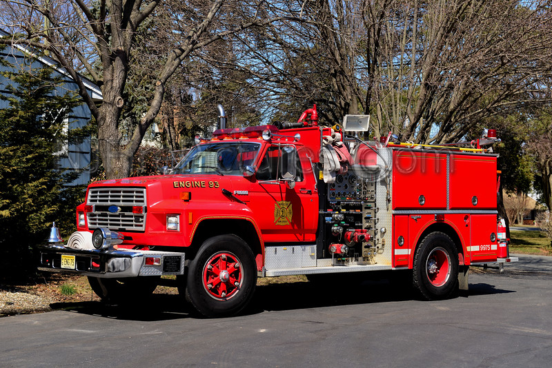 BRIELLE, NJ ENGINE 99-75