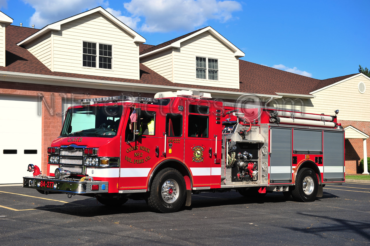 COLTS NECK ENGINE 84-277 - 2009 PIERCE VELOCITY 2000/1000