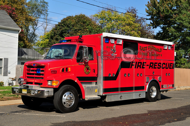 EAST FREEHOLD RESCUE 16-2-85 - 1997 FORD/PL CUSTOM