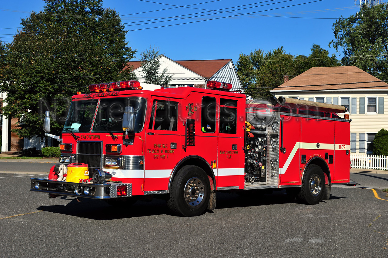 EATONTOWN, NJ ENGINE 1172 - 1996 PIERCE DASH 1500/750