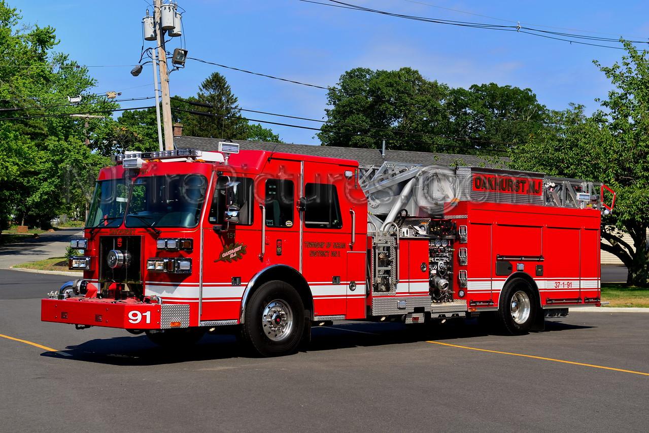 OAKHURST, NJ QUINT 37-1-91