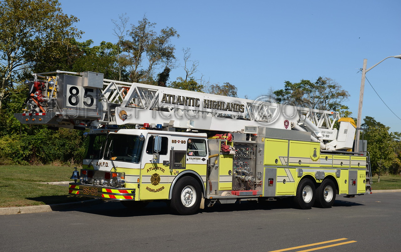 ATLANTIC HIGHLANDS, NJ TOWER 85-90
