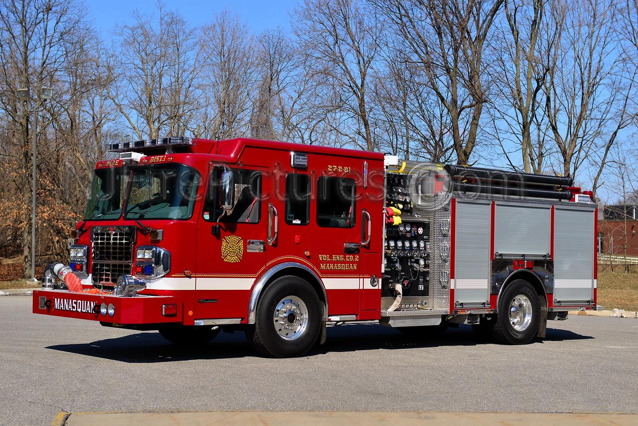 MANASQUAN, NJ ENGINE 27-2-81
