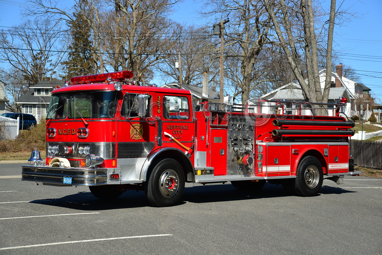 NEPTUNE CITY ENGINE 35-76 - 1972 HAHN 1000/750