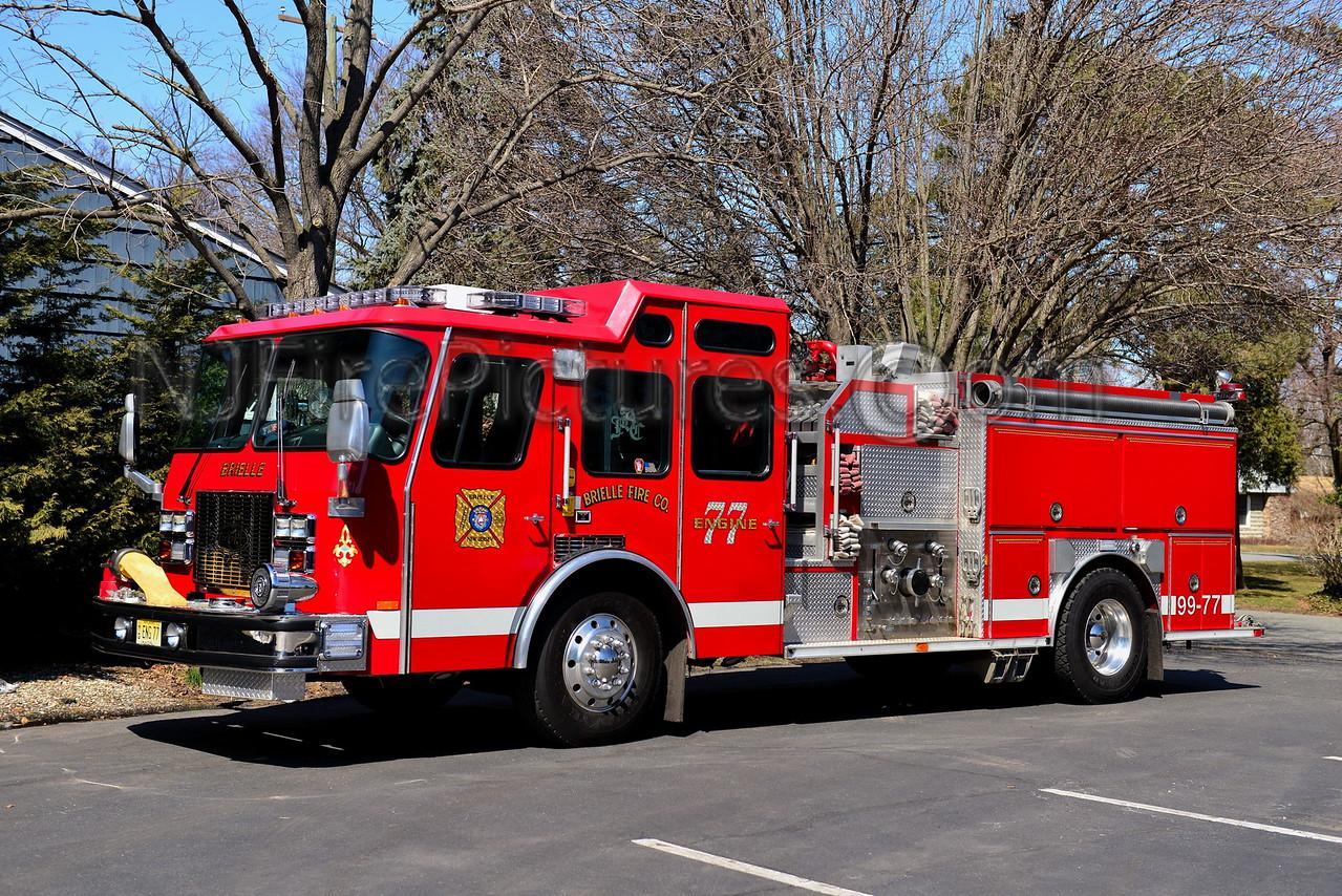 BRIELLE, NJ ENGINE 99-77