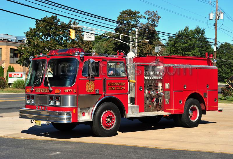 SHREWSBURY, NJ ENGINE 4577 - 1987 HAHN 1500/750