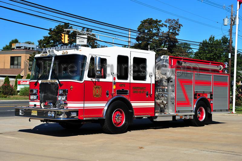SHREWSBURY, NJ ENGINE 4575 - 2012 KME 1500/750