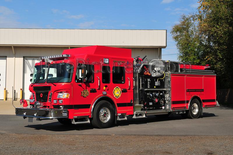 ENGLISHTOWN ENGINE 12-1-74 - 2010 SPARTAN/CRIMSON 1750/750/30 CAFS