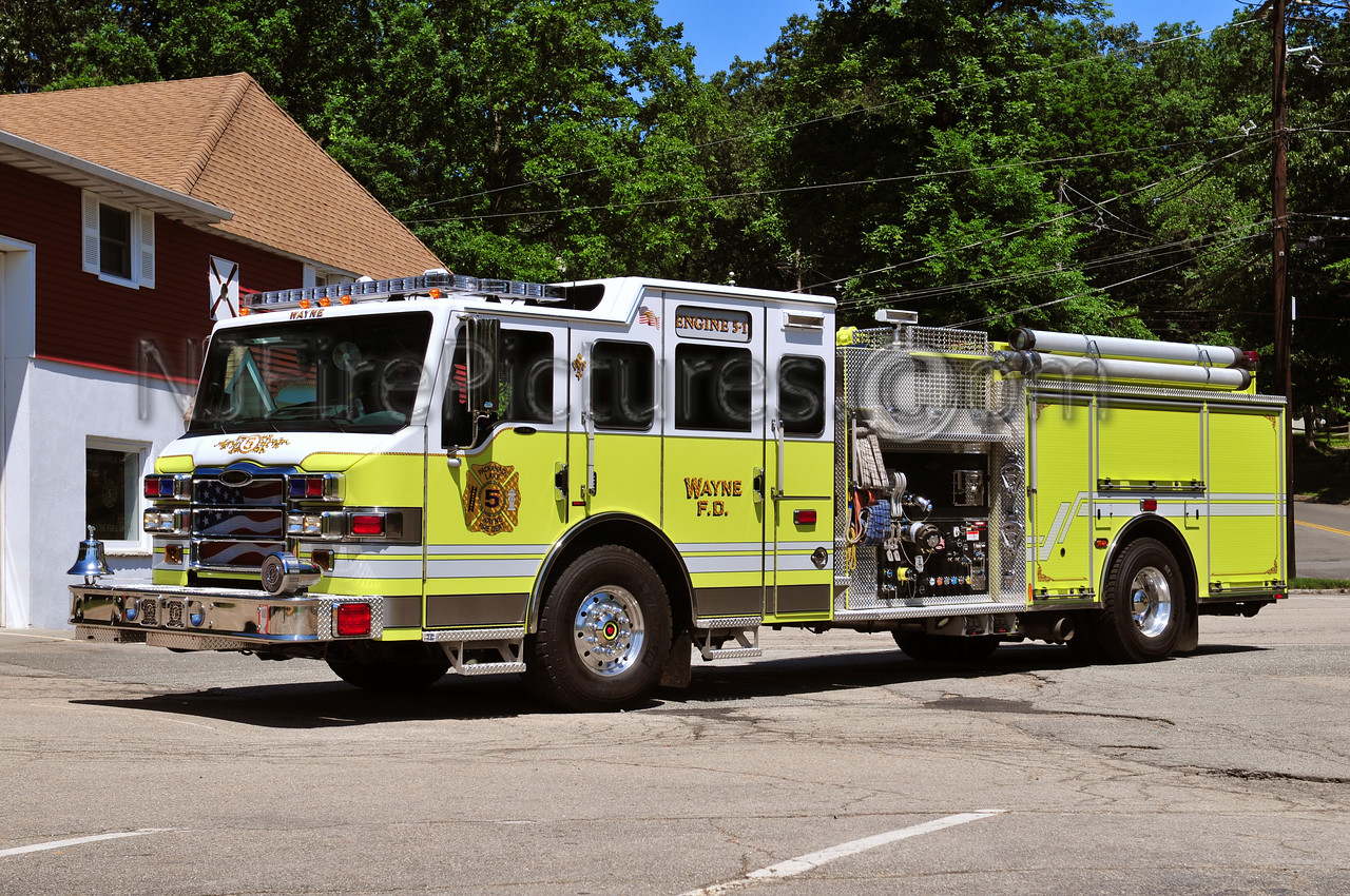 New jersey passaic county wayne - Wayne Nj Engine 5 1