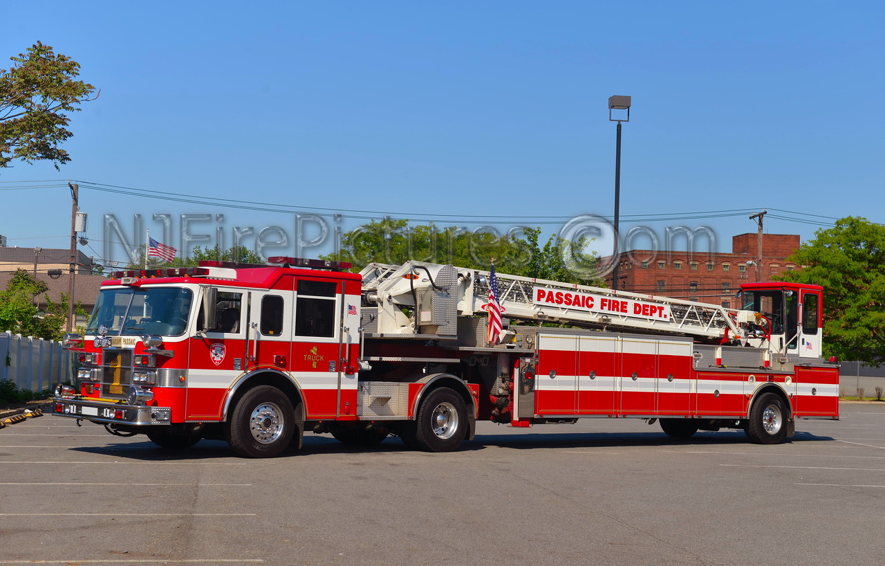 PASSAIC, NJ LADDER 1