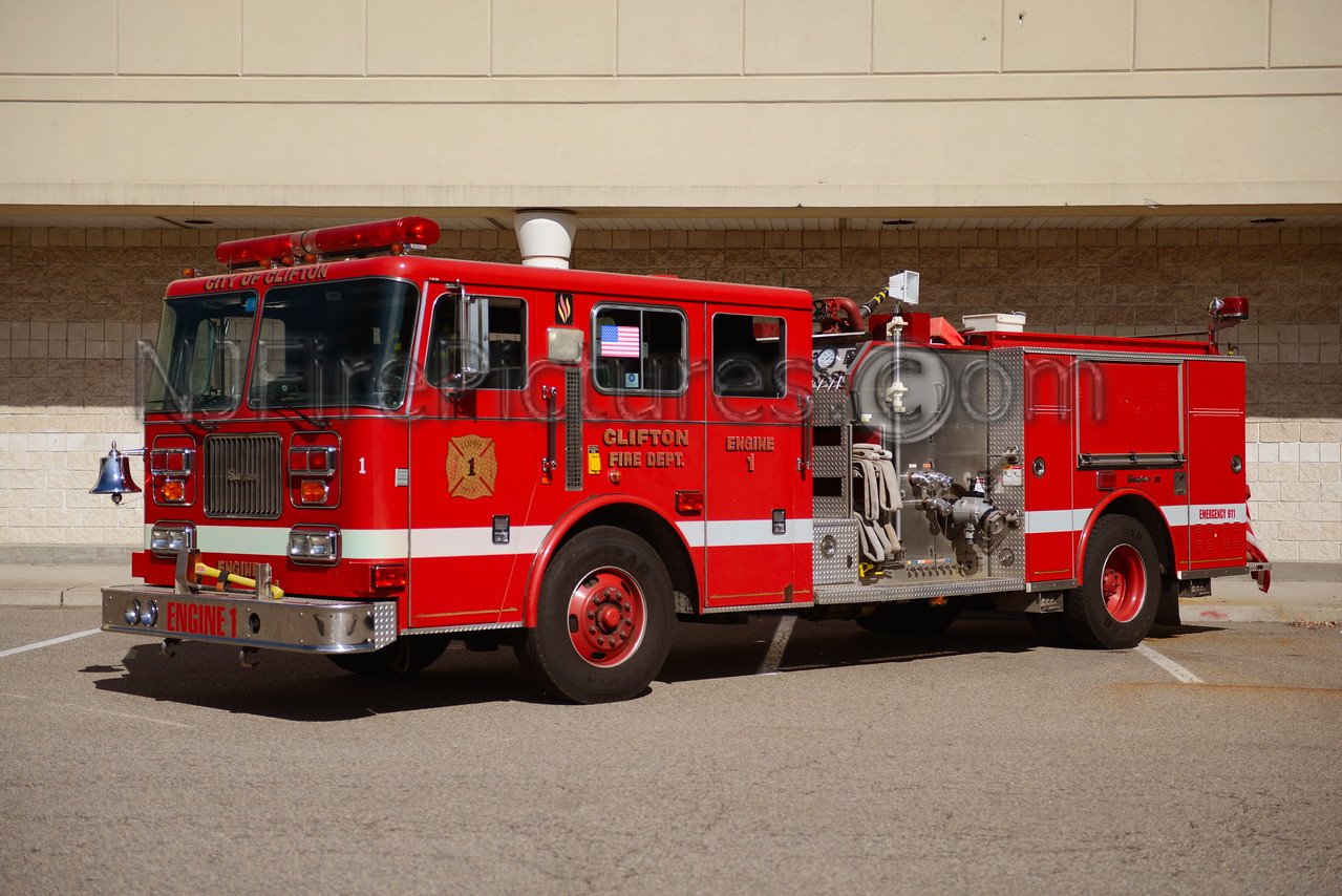 CLIFTON ENGINE 1