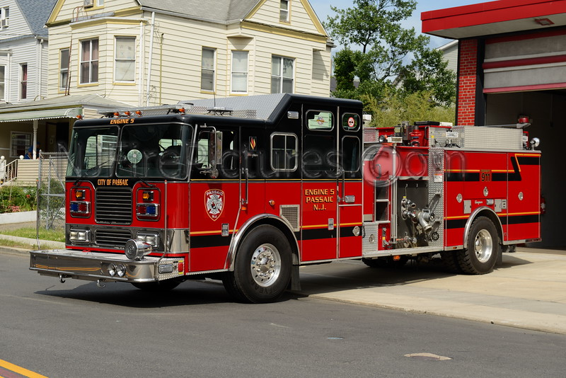 PASSAIC, NJ ENGINE 5