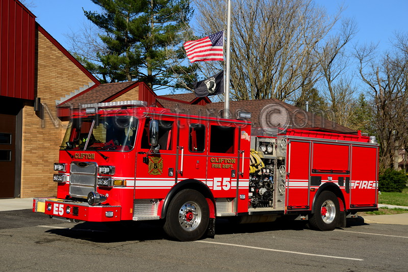 CLIFTON, NJ ENGINE 5