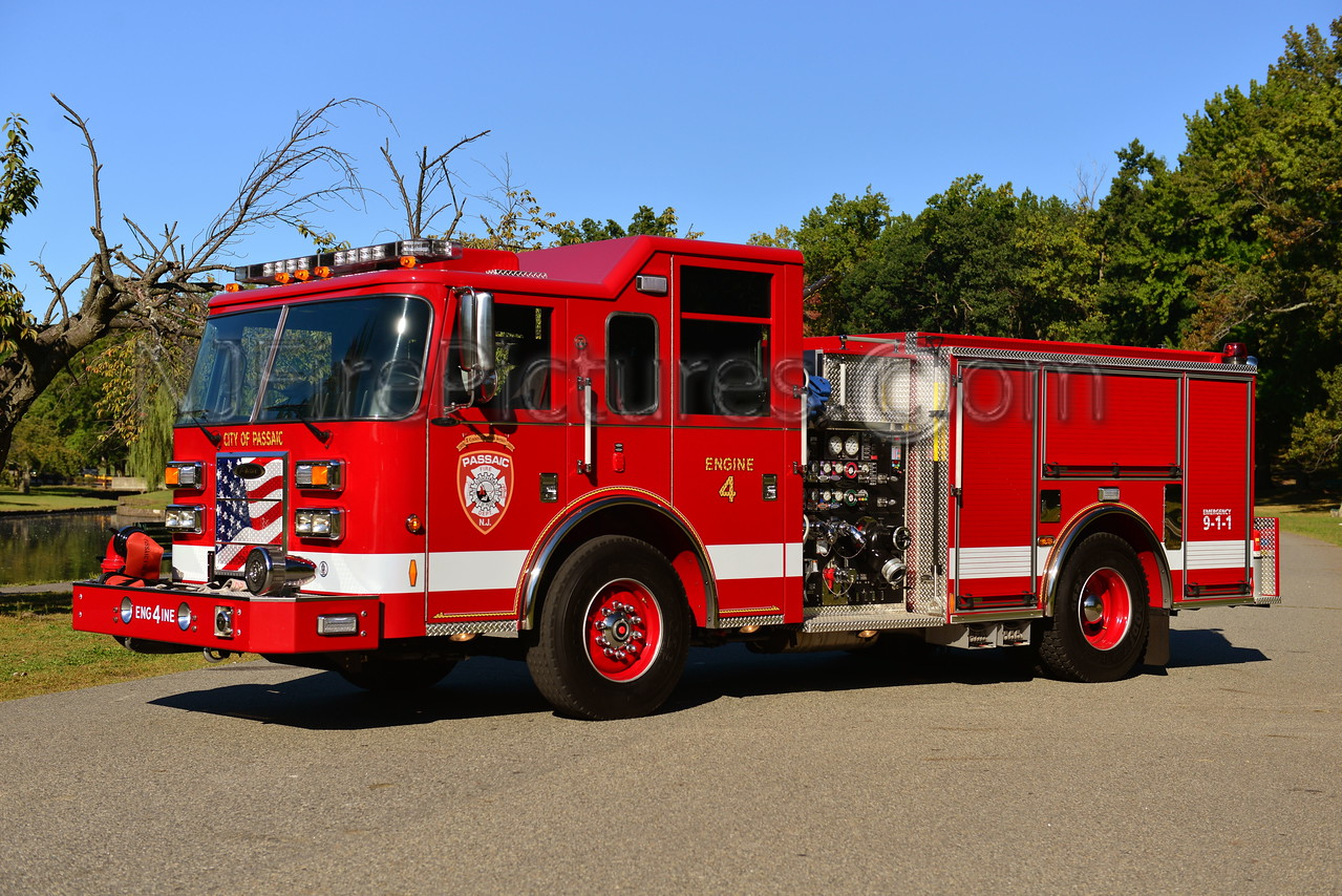 PASSAIC ENGINE 4