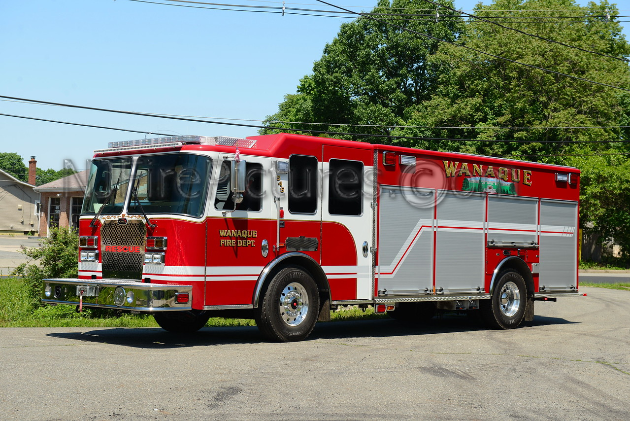 WANAQUE, NJ RESCUE 545