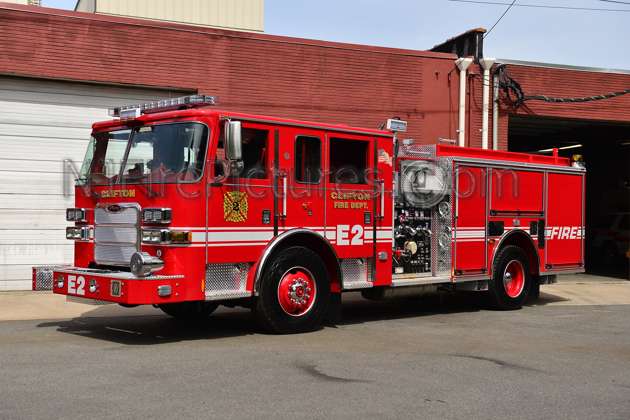 CLIFTON ENGINE 2