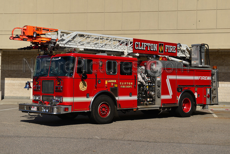 CLIFTON LADDER 3