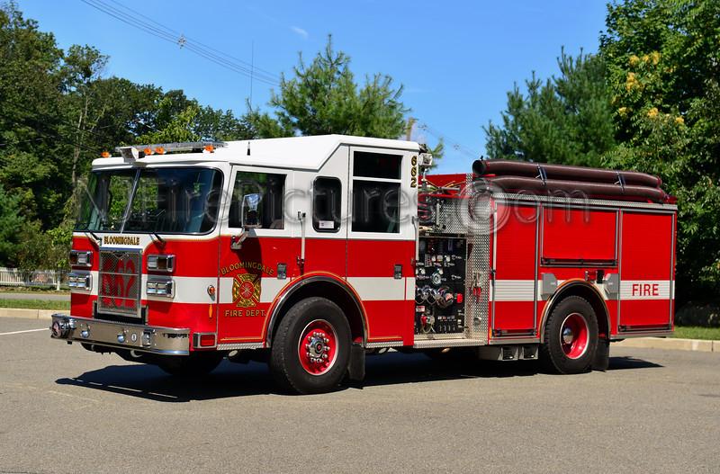 BLOOMINGDALE, NJ ENGINE 662