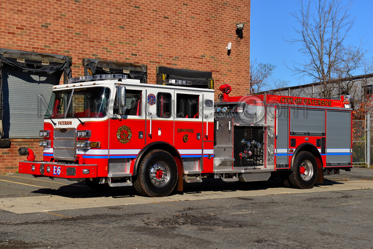 PATERSON, NJ ENGINE 6
